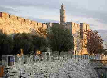 Tourism from the USA to Israel