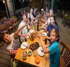Where to Eat on a Family Trip to Israel