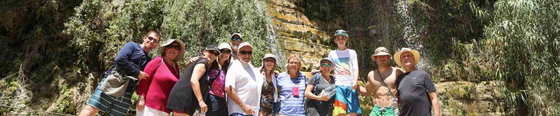 family tours in israel