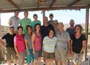 Bar / Bat Mitzvah tour in Israel with the extended family