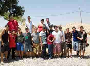 School Trips to Israel