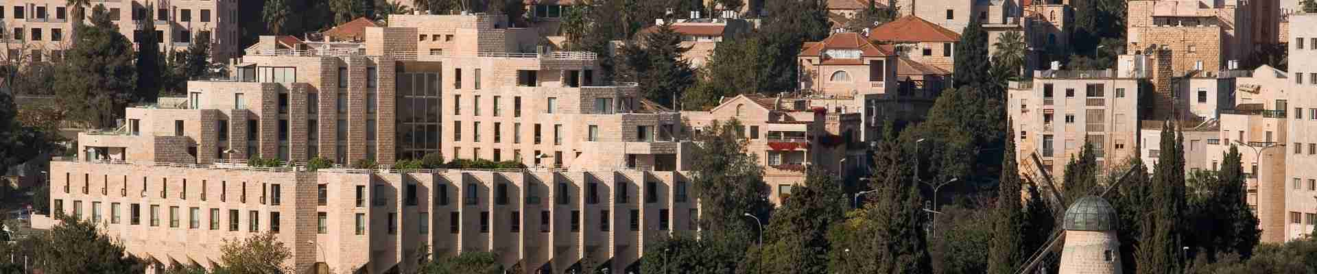 israel private tours inbal hotel