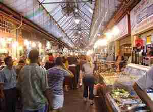 Culinary private trips in Israel