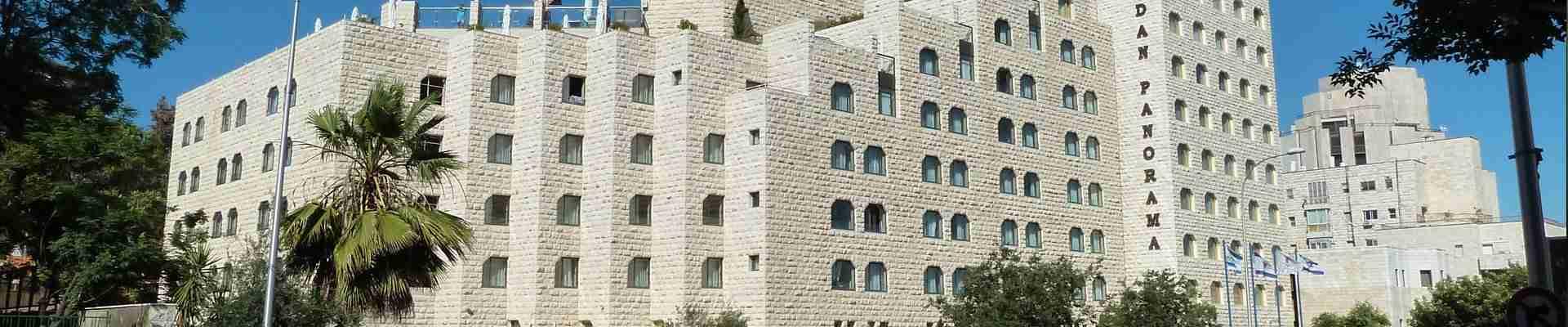 israel private tours dan panorama