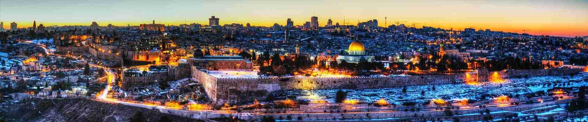 travel to israel jerusalem
