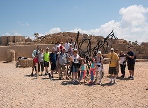 Customized Bar & Bat Mitzah tours in Israel