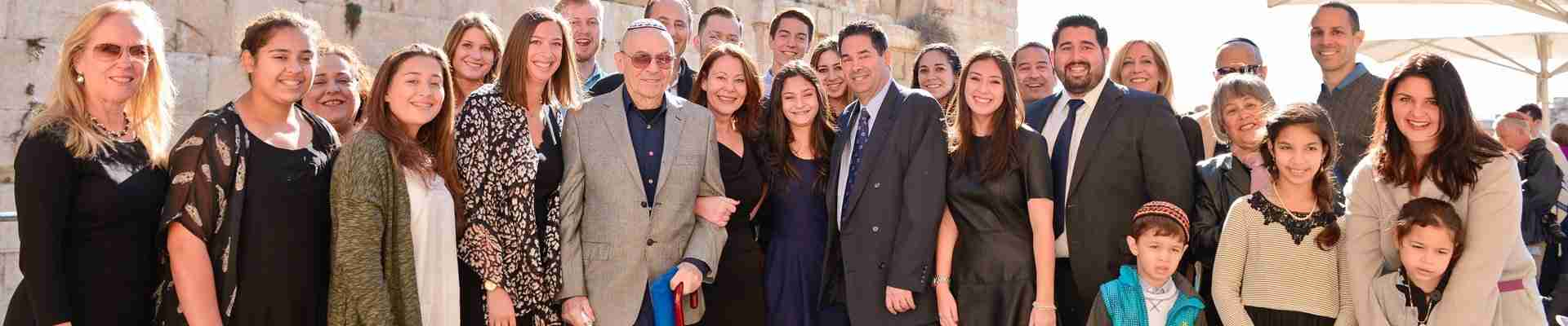 BAT MITZVAH TOUR IN ISRAEL