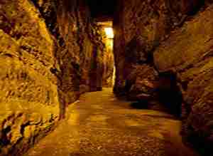 The Western Wall Tunnel