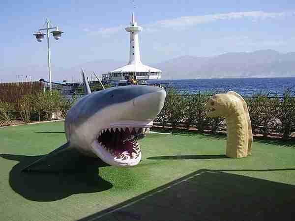 Eilat Underwater Observitory
