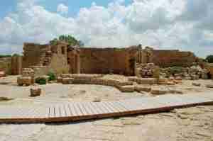 Private tours in Israel - Caesarea