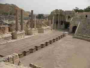 Beit Shean - Private tours in Israel