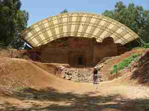 Tel Dan - private tours in Israel