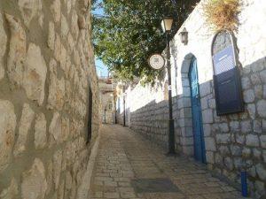 Bar / Bar Mitzvah tours in Israel - Safed