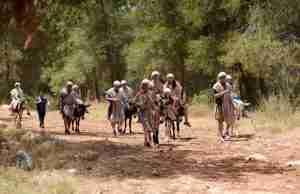 Kfar Kedem - Family trips to Israel