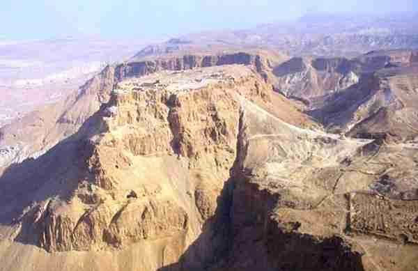 Celebrate your Bar or Bat Mitzvah on Masada
