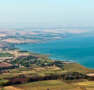 israel private tours north