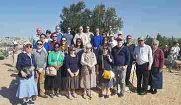 jewish tours to israel