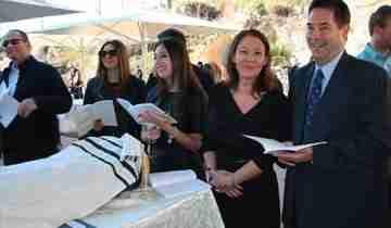Visit in Israel