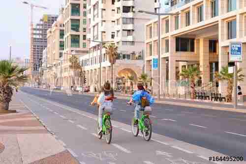 Fun things to do on a Bar / Bat Mitzvah tour in Tel Aviv