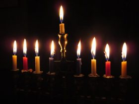 CHANNUKAH IN ISRAEL