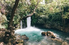 Best Water Hikes in Israel