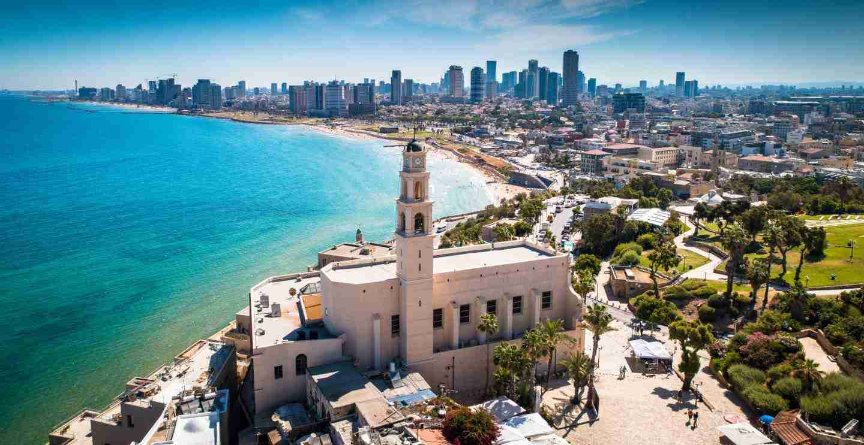 Family trip to Israel sample itinerary: Tel Aviv Jaffa coast