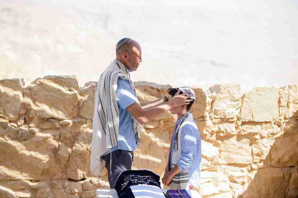 The sky's the limit with our Bar Mitzvah Tours in Israel