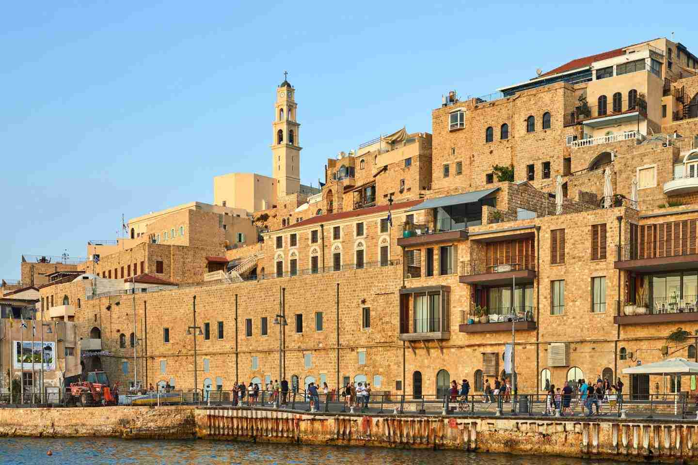 jaffa israel port